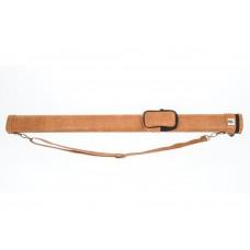 Billiard Cue Hard Case Classic Action, brown, 1/2, 85cm